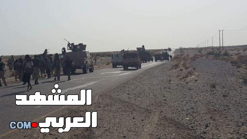 قوات تحرير جبهة الساحل الغربي تباغت مليشيات الحوثي وتصل الى مشارف حيس