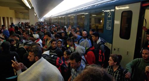 60 ألف مهاجر طلبوا اللجوء لليونان في عام 2017