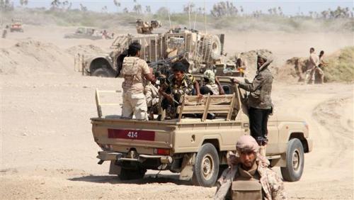 القائد العام لجبهة الساحل الغربي: قواتنا على مرمى حجر من مركز حيس