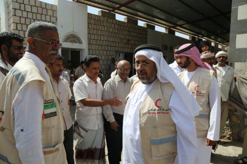 اللجنة الطبية الإماراتية تستكمل زياراتها الميدانية لمختلف مستشفيات حضرموت