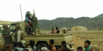 ضباط أسرى من الحماية الرئاسية : بأوامر من علي محسن الأحمر الميسري يفجر الوضع في عدن