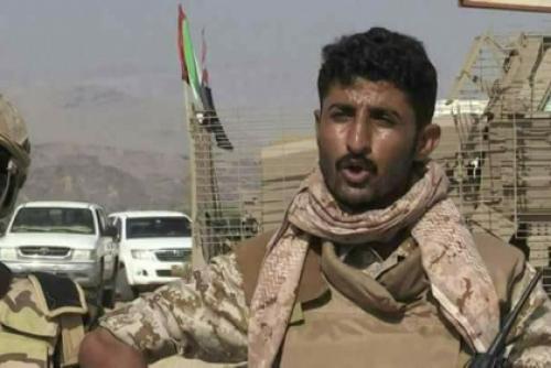 قوة من النخبة الشبوانية بقيادة البوحر في طريقها الى العاصمة عدن لمساندة المقاومة ..