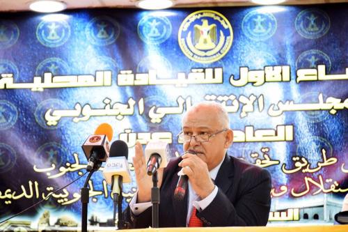 القيادة المحلية للانتقالي في عدن : أحداث الأحد تسببت بها قوات أمنية مأمورة من الحكومة الفاسدة