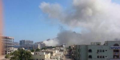 جرحى مدنيون بقصف عشوائي لقوات الحماية الرئاسية على أحياء سكنية بخور مكسر