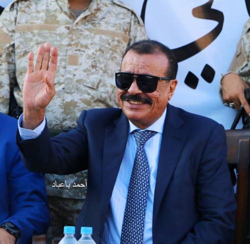 اللواء أحمد بن بريك يعلن إنتصار قوات المقاومة  الجنوبية على قوات الإصلاح في عدن