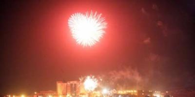 احتفالات شعبية بعدن بالانتصارات التي حققتها قوات المقاومة الجنوبية