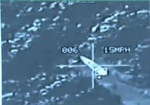 التحالف يقصف مستودع أسلحة وقارباً مفخخاًَ للحوثيين ويستحوذ على مضادات طائرات (فيديو)
