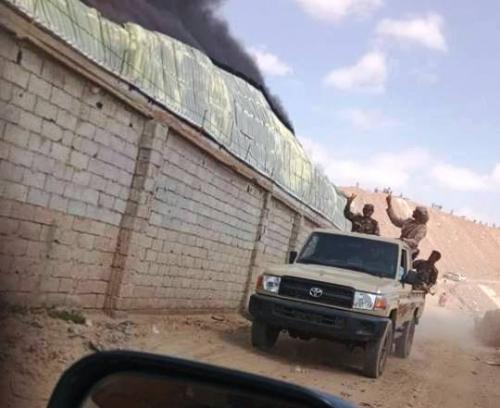 مصادر: سقوط اللواء الرابع حماية رئاسية في دار سعد بيد المقاومة الجنوبية