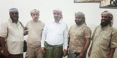 البوكري يعلن إنضمامه الى قوات المقاومة الجنوبية تحت قيادة الرئيس عيدروس الزبيدي
