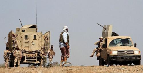 ناطق العسكرية  الرابعة : لاتقدم للميليشيات في جبهة كرش