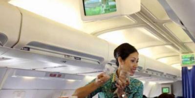 إقليم إندونيسي يأمر مضيفات الطيران المسلمات بالحجاب