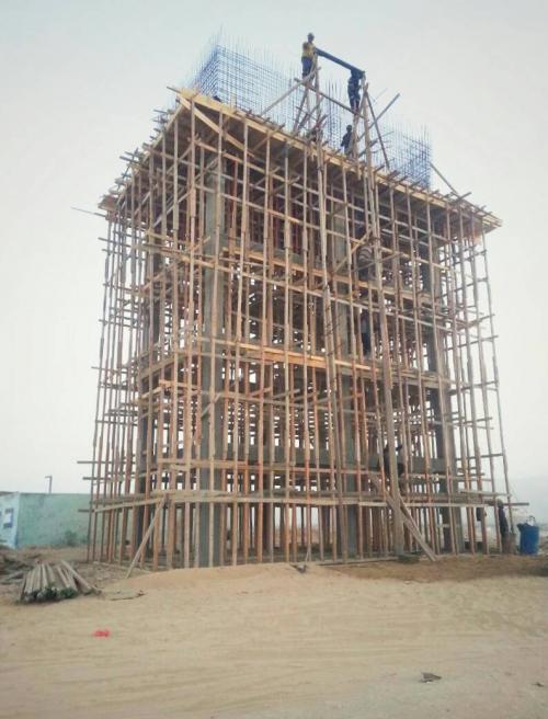 الهلال الأحمر الإماراتي يواصل دعم المشاريع التنموية والخدمية في شبوة