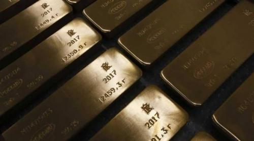 الذهب يهبط قبل تقرير الوظائف غير الزراعية الأمريكية