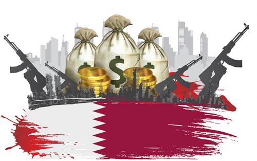 مؤتمر بروكسل: أزمة قطر سببها دعمها الإرهاب