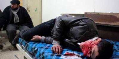 عشرات القتلى والجرحى بغارات على غوطة دمشق