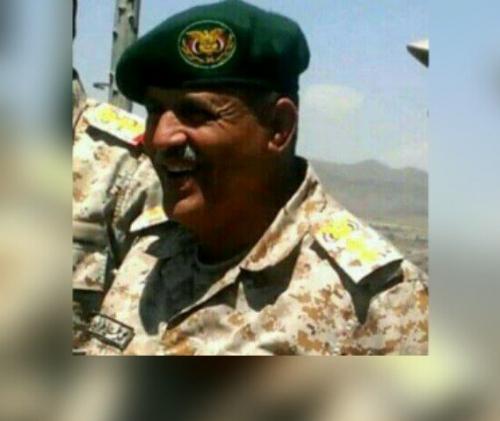 مقتل قائد اللواء 201 مشاة التابع للحوثيين بمعارك تعز
