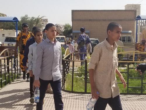 فرار عشرات الحوثيين من جبهة الساحل الغربي