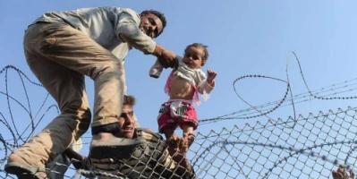 هيومن رايتس: حرس الحدود التركي يقتل النازحين السوريين
