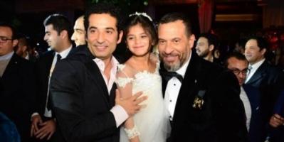 ماجد المصري يحتفل بخطوبة نجله بحضور نجوم الفن