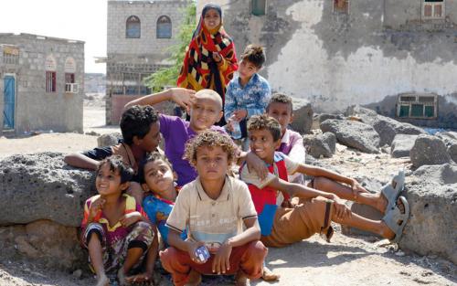 أطفال اليمن.. ضحايا أبرياء لإرهاب ميليشيات الحوثي الإيرانية