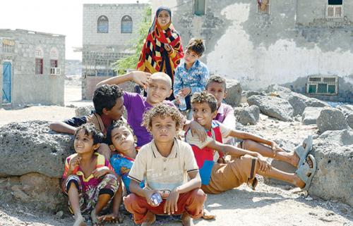 «هنا اليمن»: طفولة قتلت براءتها ميليشيات الشر الحوثية فانتفض «تحالف الخير» لنجدتها