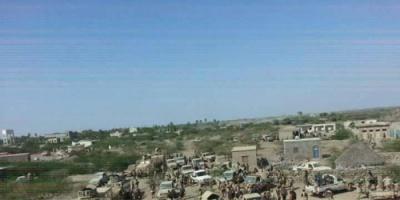 عاجل : الجيش الوطني وبمساندة القوات الاماراتية يدخل مركز مديرية حيس بالحديدة