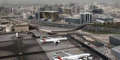 مطار دبي.. الأكثر اكتظاظا بالمسافرين في العالم