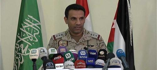 المتحدث باسم التحالف العربي ..ايران زودت الحوثين بصواريخ حديثه لاستهداف الملاحه الدوليه