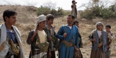 مقتل القيادي الحوثي مجلي حسين مجلي وإصابة آخرين في مواجهات مع الجيش الوطني غرب تعز