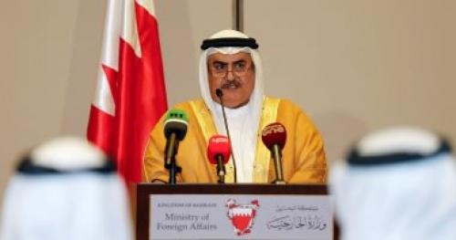 وزير خارجية البحرين لتنظيم الحمدين: كلما سقطت لكم مؤامرة عدتم لتدويل الحرمين