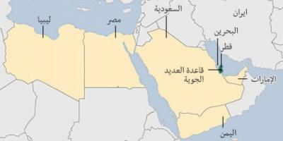 خبير عسكري سعودي :  الظروف الدولية اصبحت ملائمة لتنفيذ عملية عسكرية خاطفة لتحرير قطر