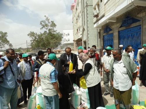 الصلاحي يفتتح  فرع المؤسسة الطبية الميدانية بلحج