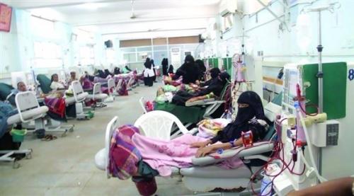 أطباء بلا حدود: 4400 مريض بالفشل الكلوي قد يموتون في اليمن