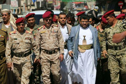 قيادات الحوثي تتبادل الاتهامات بالخيانة