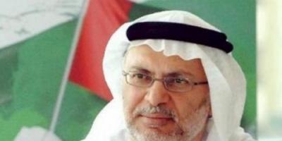 قرقاش: الجيش الإماراتي يسطّر في اليمن أروع صفحات البذل والتضحية