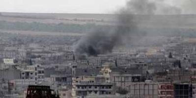 التحالف بقيادة أميركا يقصف قوات موالية للأسد