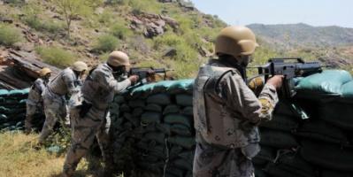 القوات السعودية تقتل 25 حوثياً قبالة الخوبة