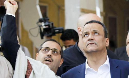 ميليشيا الحوثي تتراجع عن التفاوض مع الأمم المتحدة في مسقط وتثبت أنها لا تنشد السلام