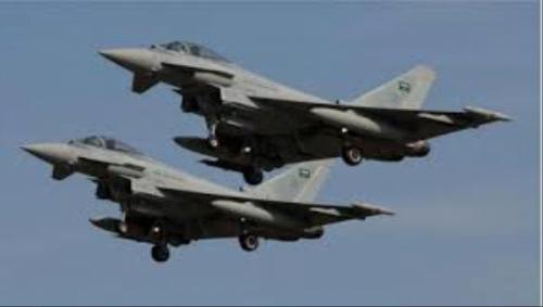 التحالف يدمر آليات عسكرية حوثية في الجوف