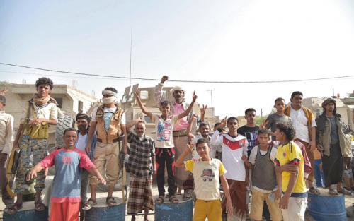 الجيش اليمني يواصل التقدم باتجاه «الجـراحـي» في الحديــدة و«باقم» صعدة