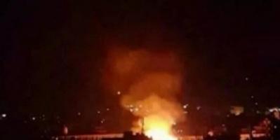 صنعاء : مقاتلات التحالف تقصف عدة مواقع عسكرية تتمركز فيها مليشيات الحوثي