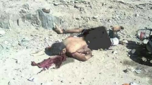 الحوثيون يفجرون أسيرا عن بعد