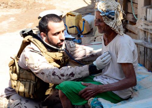 الإمارات في اليمن: للحسابات الاستراتيجية وجه إنساني لا يعرفه المخربون