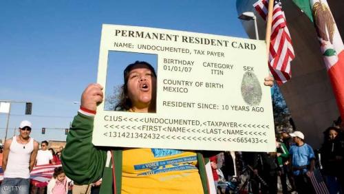 الولايات المتحدة تضيق الخناق على المهاجرين