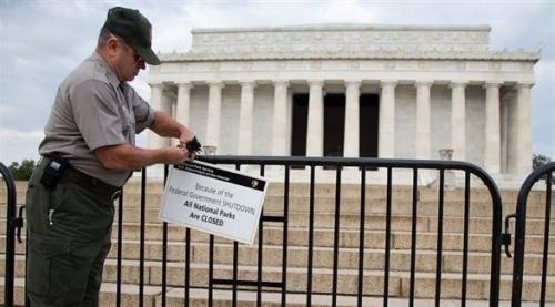 واشنطن: إعلان وشيك عن إغلاق حكومي جديد