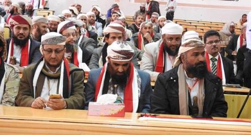 مؤتمرعلماء ودعاة اليمن لمساندة الشرعية في مأرب :نرفض المشاريع والمليشيات الموازية للدولة الخارجة عن إطار الشرعية