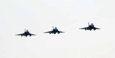 العملية الشاملة.. القوات الجوية تستهدف بؤرا إرهابية بسيناء