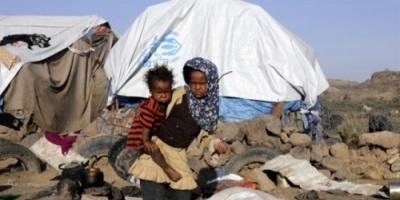 الأمم المتحدة: 85 ألف نازح في اليمن خلال 10 أسابيع