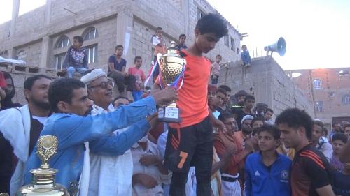 لحج : فريق الملوك يفوز على فريق الليبي ب 3 اهداف