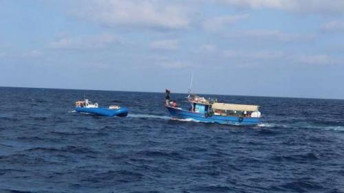 الأمم المتحدة تعلن فقدان 22 مهاجرا إثيوبيا قبالة ساحل اليمن